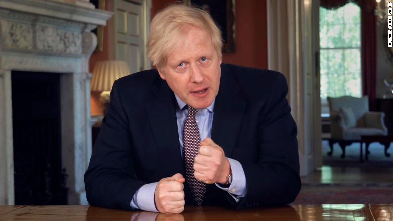 Boris Johnson Calls On Uk To Go Back To Work In Plan To Ease