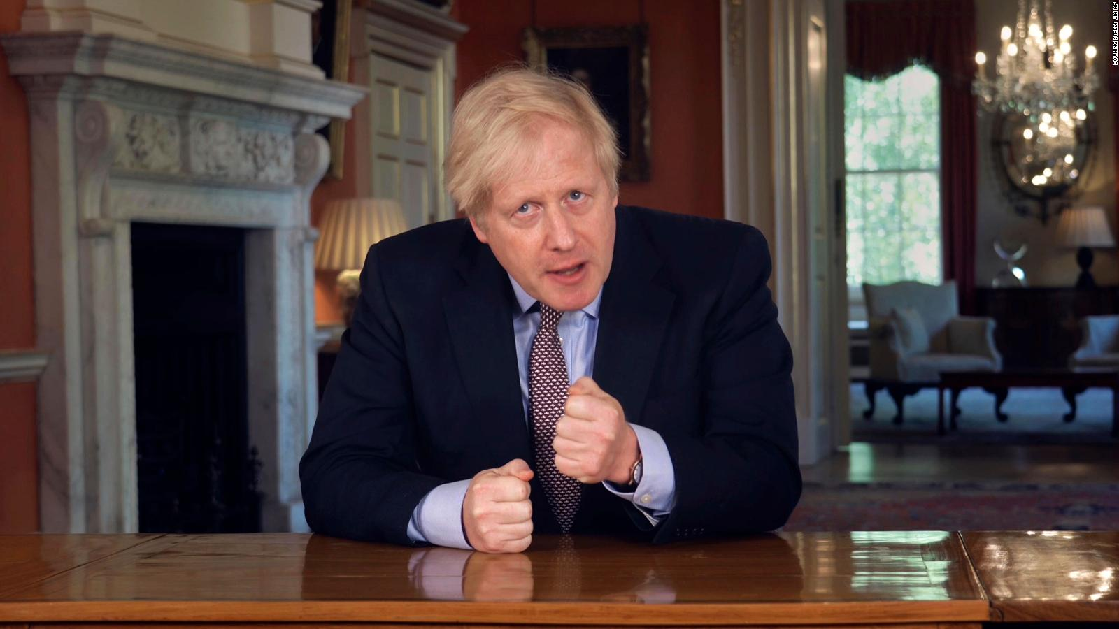Boris Johnson accused of botching announcement of new UK lockdown rules -  CNN