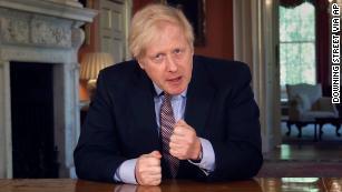Boris Johnson eases some coronavirus restrictions