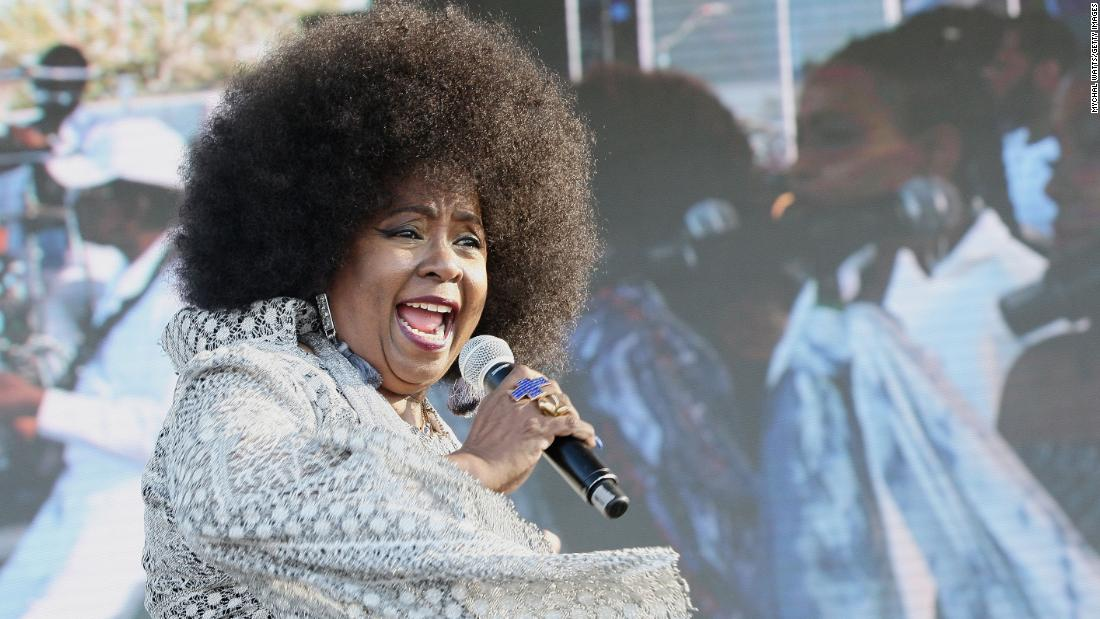 Photo of Soul singer Betty Wright has died | Hollie Silverman, CNN