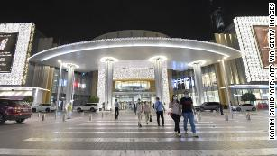 Keeping shoppers safe at one of the world's busiest malls