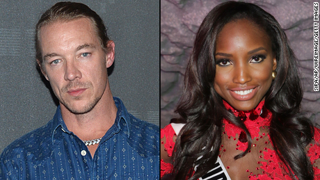 Diplo confirms he has a son with model Jevon King - CNN