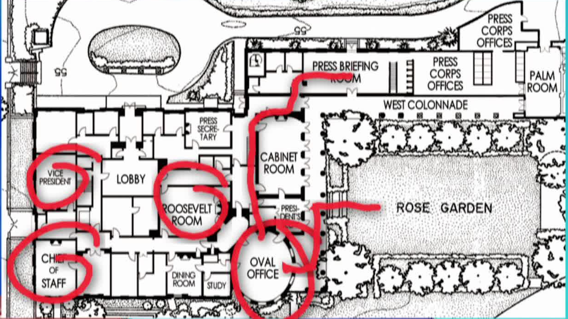Here Are West Wing S Close Quarters As Workers Test Positive Cnn Video