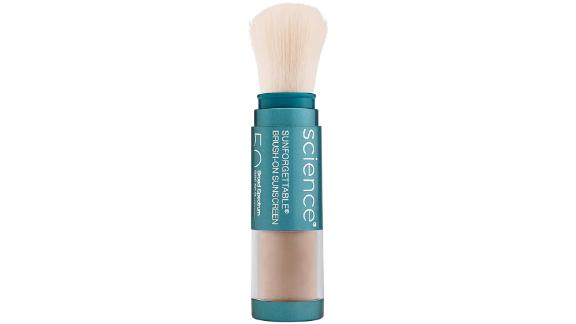 Colorescience Sunforgettable Broad Spectrum SPF 50 Brush on Sunscreen
