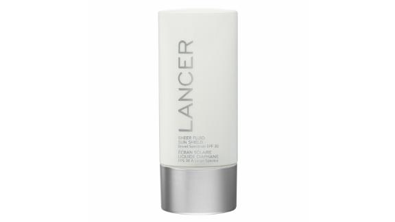 Lancer Skincare Sheer Fluid Sun Shield