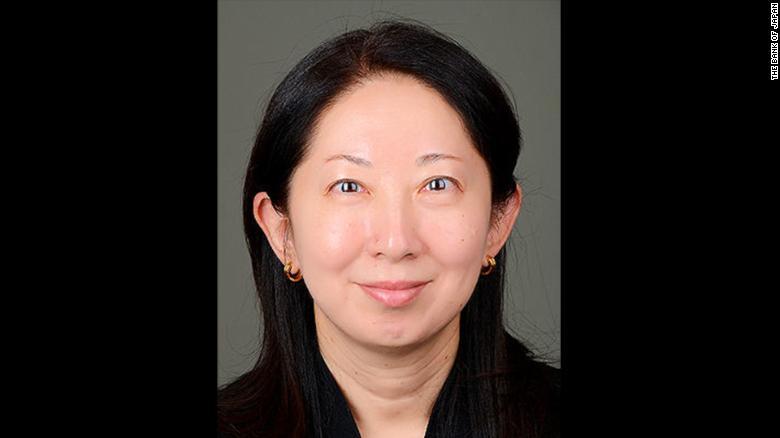El lunes, Tokiko Shimizu se convirtió en la primera mujer en la larga historia del BOJ en ocupar uno de los seis puestos de directora ejecutiva.