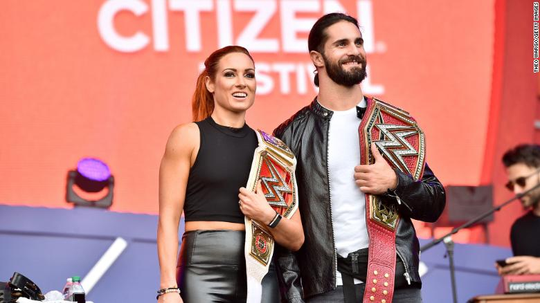 WWE champion, Becky Lynch, announces pregnancy and relinquishes title