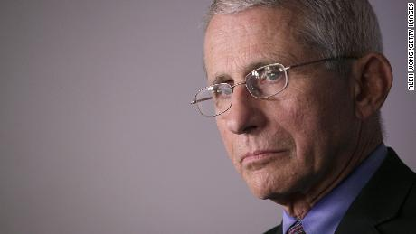 Fauci says task force 'seriously considering' new testing strategy