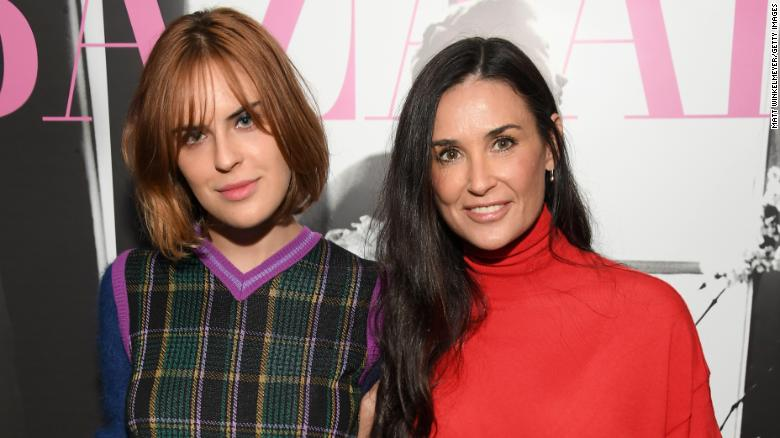 Tallulah Willis is getting married
