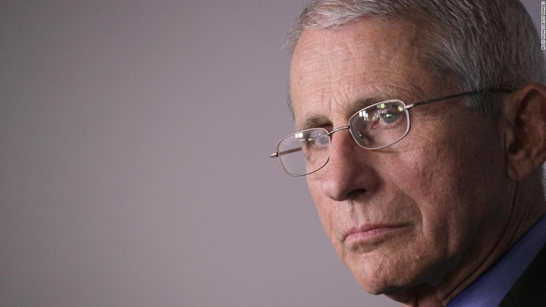Biden said he asked Fauci to stay on and be a chief medical adviser in his administration -