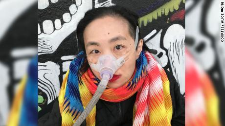 Activist Alice Wong advocates for those with disabilities.