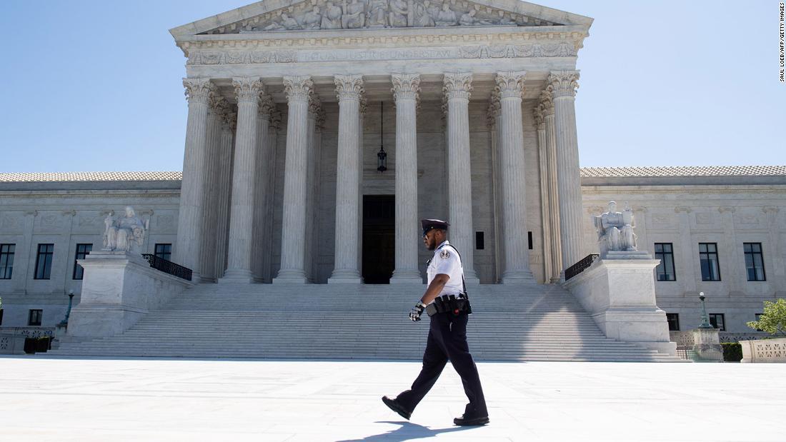 Supreme Court rejects Republican bid to curtail main-in voting in key battleground state