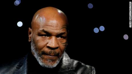 Mike Tyson is training again, with plans to return to the ring.