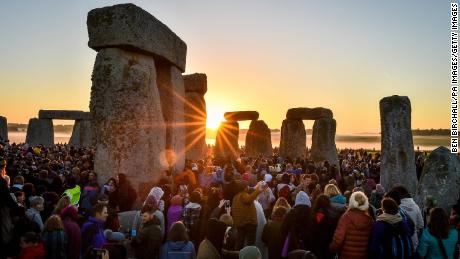 Stonehenge summer solstice celebrations canceled due to pandemic