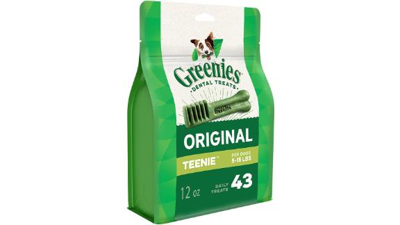 Greenies Original Teenie Natural Dental Dog Treats