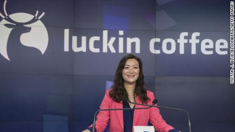 Luckin Coffee fires CEO and COO after accounting scandal