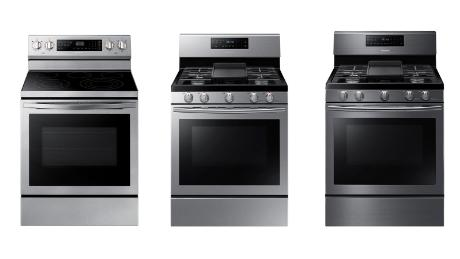 Samsung Ovens And Refrigerators