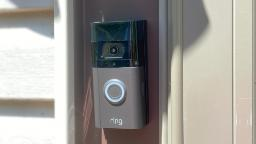 Ring's Video Doorbell 3 Plus shows you more than earlier models
