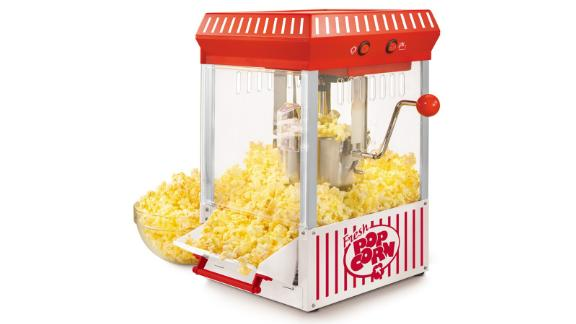 Nostalgia Vintage Tabletop Popcorn Machine