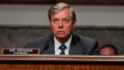 Sen. Lindsey Graham encourages senior judges to step aside ahead of election