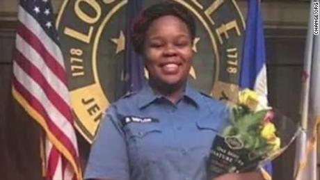 Breonna Taylor, 26, was shot and killed by police in her home in March.