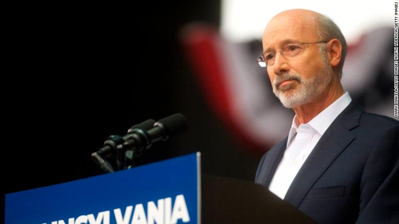 Pennsylvania governor to urge patience around election results in new statewide ad