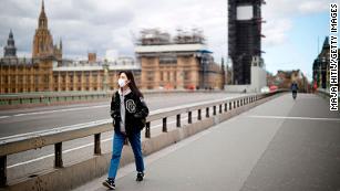 UK eases quarantine rules for travelers