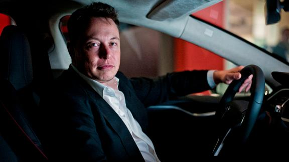 Elon Musk is a South African born Canadian-American engineer, business magnate, investor, and inventor. He is currently the CEO & CTO of SpaceX and CEO & Chief Product Architect of Tesla Motors. He founded SpaceX, Tesla Motors and PayPal.   © Sarah Lee / eyevine  Contact eyevine for more information about using this image: T: +44 (0) 20 8709 8709 E: info@eyevine.com  http:///www.eyevine.com