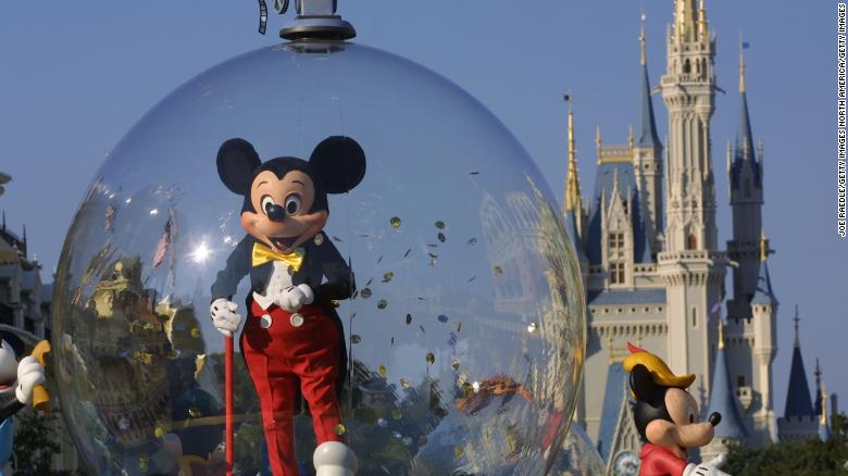 Disney Parks Chief On Reopening We Are In A New Normal Cnn