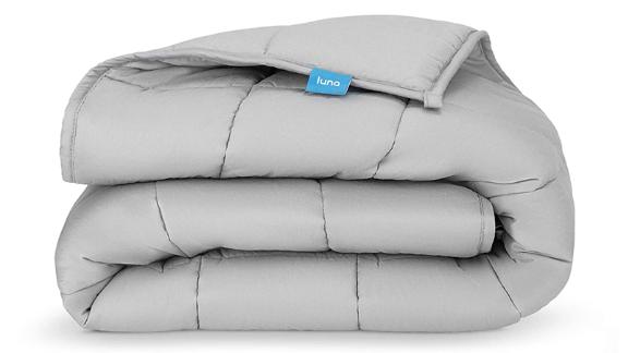 Luna Adult Weighted 12-Pound Twin-Size Blanket