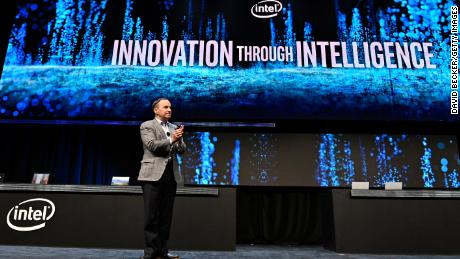 "Intel CEO Bob Swan said his company is ""uniquely positioned"" to help the United States build up domestic semiconductor manufacturing capacity."