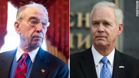 GOP senators release list of Obama officials in latest effort to undermine Russia probe