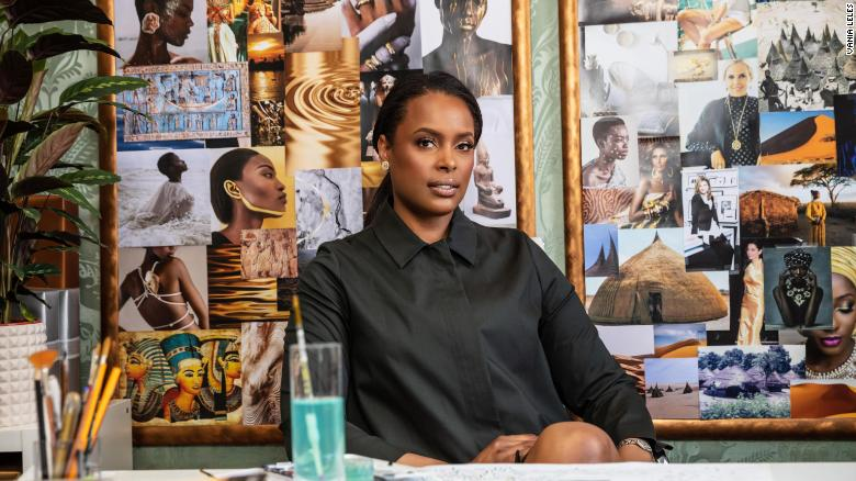 The New Wave Of Fine Jewelers Bringing African Luxury To The World Cnn Style