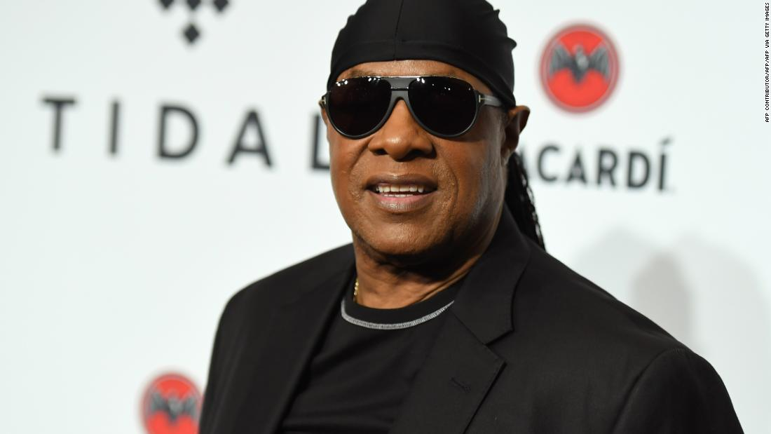 Stevie Wonder leaves Motown and releases two new songs – CNN