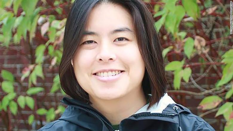Joyce Lin was 40.