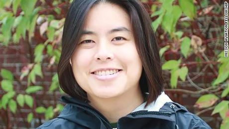 Joyce Lin: American pilot dies in plane crash while attempting to ...