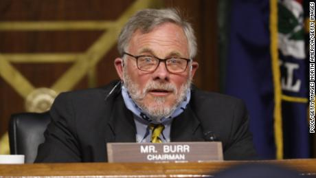 How much trouble is Sen. Richard Burr actually in?