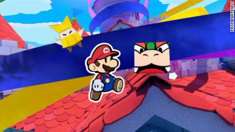 'Paper Mario' is coming to the Nintendo Switch in July