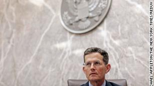 Former federal Judge John Gleeson has been tapped to take on DOJ in Michael Flynn case. (Michael Appleton/The New York Times)