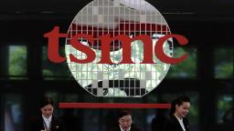 Taiwan chip maker TSMC's $12 billion Arizona factory could give the US an edge in manufacturing