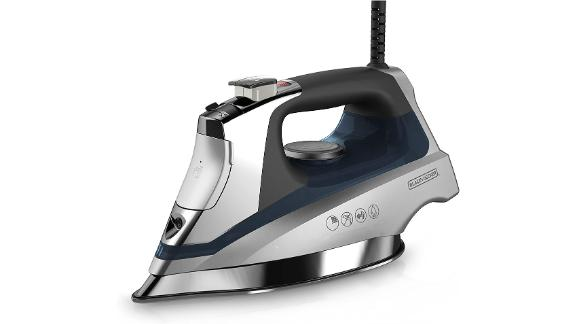 Black+Decker Allure Professional Steam Iron