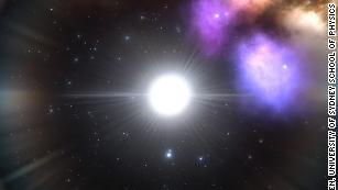 The & bijące serca & # 39; z tych pulsujących gwiazd tworzą muzykę dla astronomów & # 39; uszy