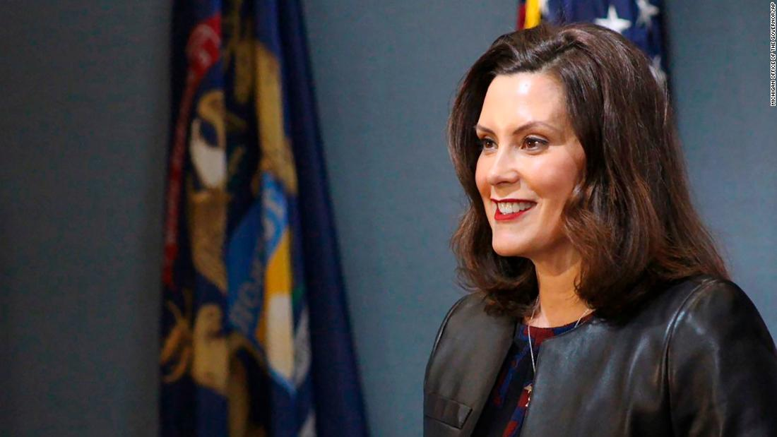 Whitmer says she censors herself when speaking about Trump to ensure continued federal assistance thumbnail