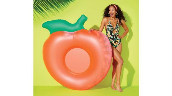 Peach Pool Float