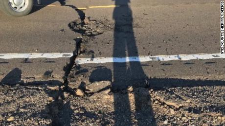 Magnitude-6.5 earthquake is largest in Nevada in past 66 years