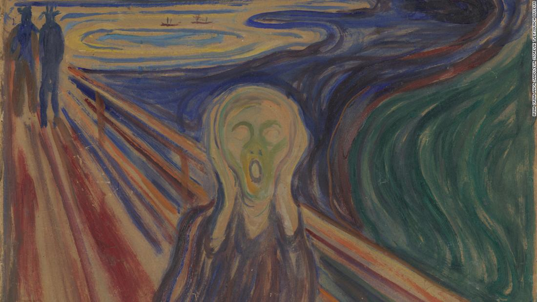 Preserving The Scream, Edvard Munch's famed painting, for generations to come