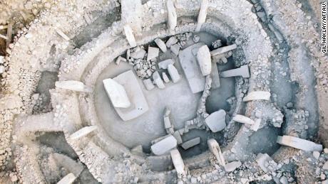 Göbekli Tepe, Enclosure C.