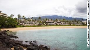 Hawaii discourages tourists from coming to the state through at least the end of June