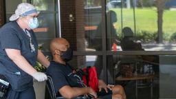 After heart and kidney transplant, Florida man survives coronavirus