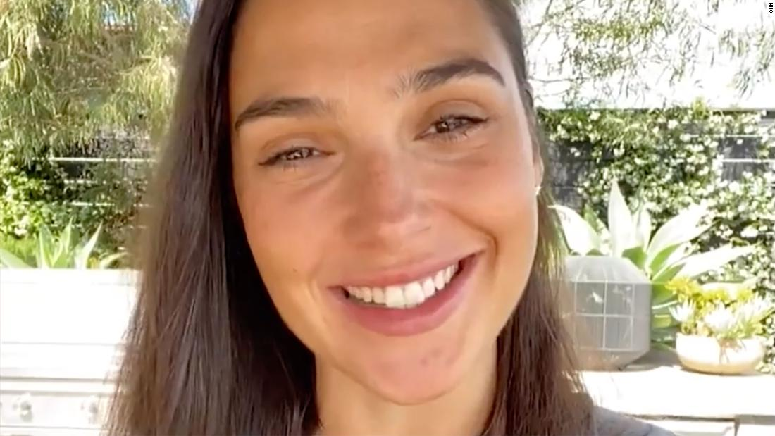 Gal Gadot Speaks To Grads During The Cnn Special Class Of 2020 In This Together Cnn